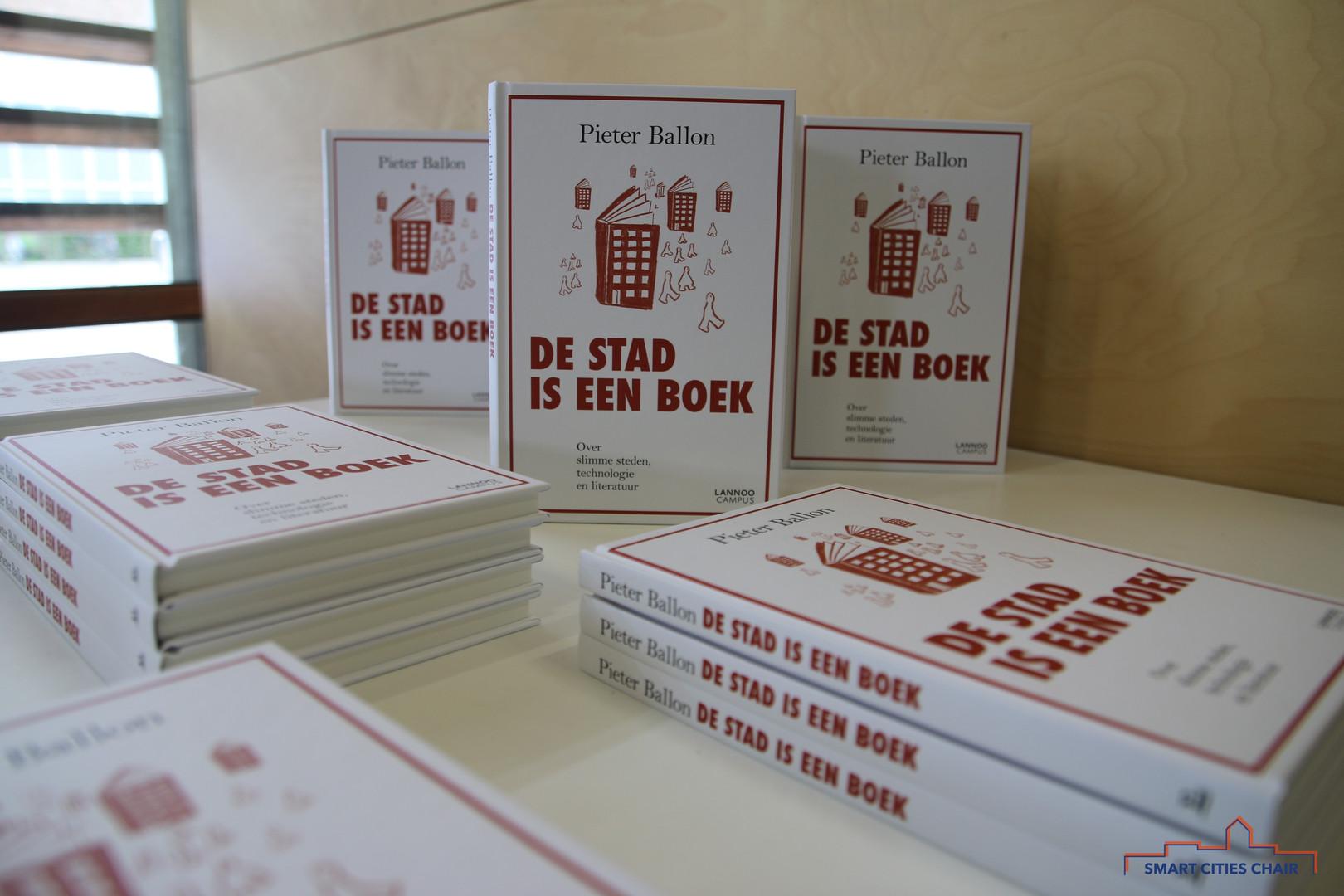 De stad is een boek