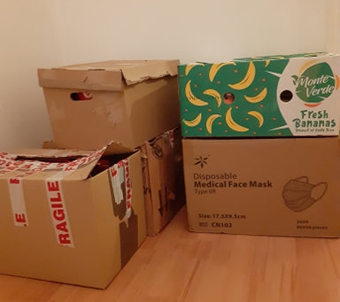 Moving, Christmas and Other Stuff