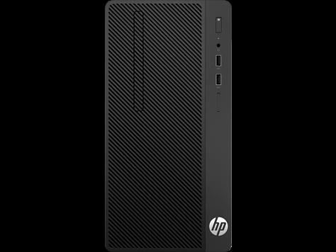 Desktop HP 290 G1  I3-7100 Microtower PC(1QN88EA)