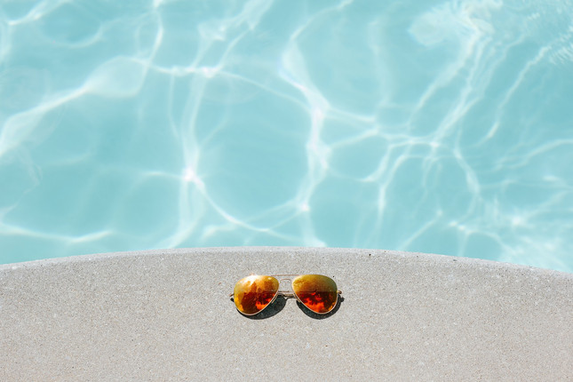 Get your pool on.