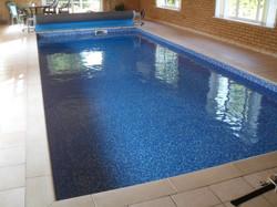 Indoor Pool refurb and reline