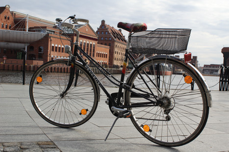 rowerem nad Motławę