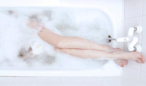 kąpiel w Jacuzzi