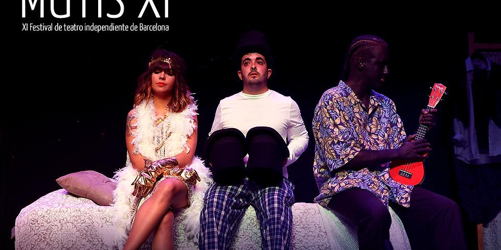 Tres sombreros de copa, de Miguel Mihura (Festival Mutis)