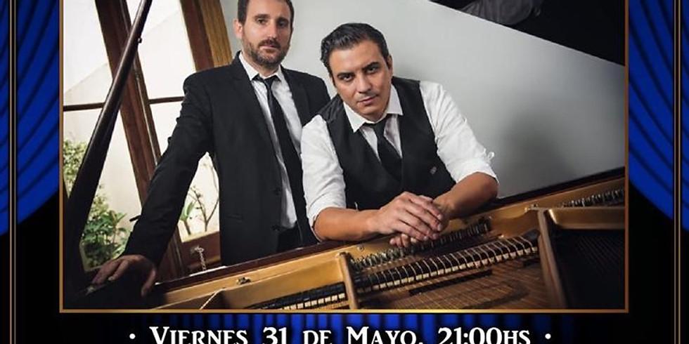 Negro Falotico&Matías Álvarez en concierto