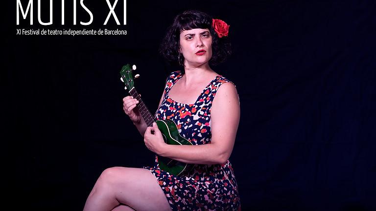 La muslona, de Txus Molina (Festival Mutis)