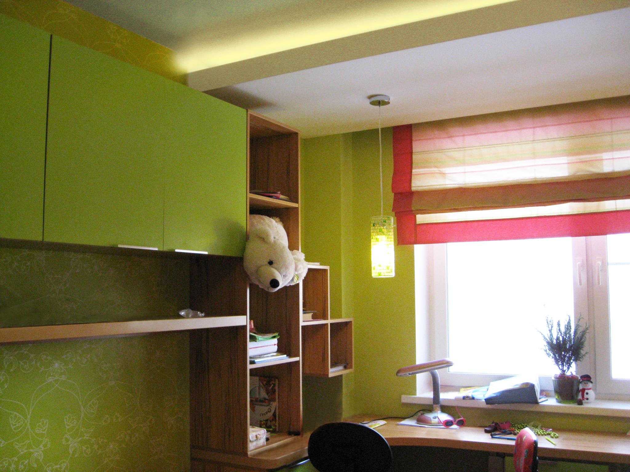 23.фрагменты детской комнаты