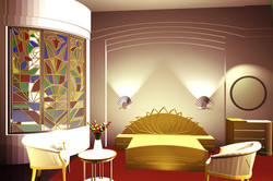 спальня  в цвете 350разр сглаж низко для поясн. записки.jpg