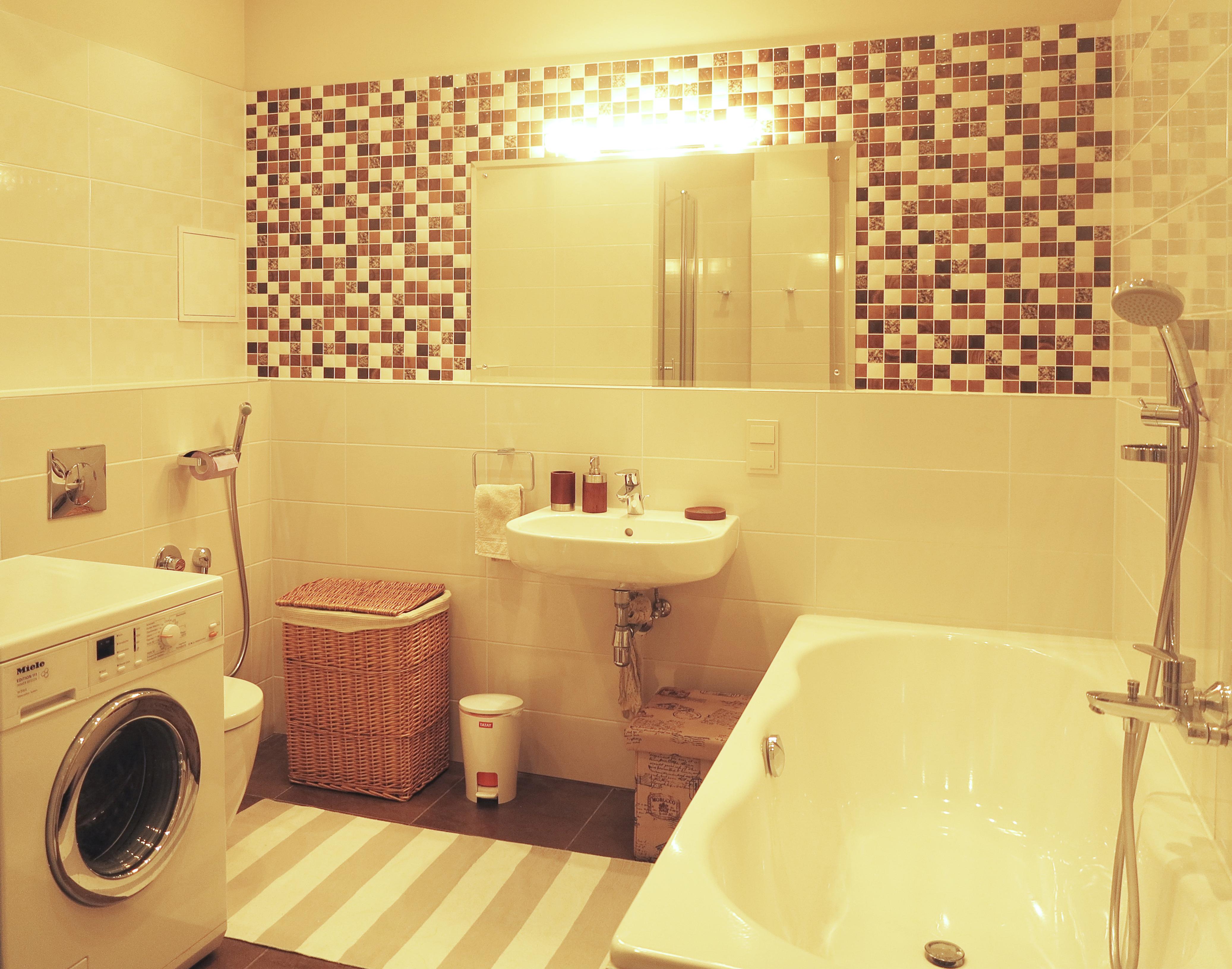 ванная комната вид 1