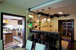 гостиная-кухня