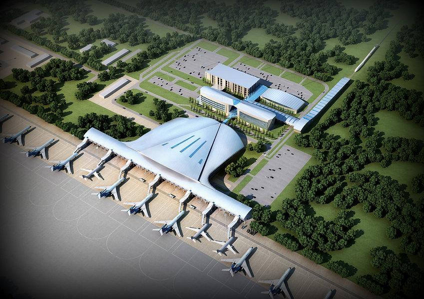 Kurumoch - Samara Airport Masterplan