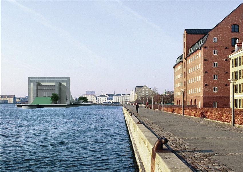 Det Kongelige Theater, Denmark
