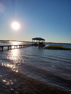 Sun Setting On Alligator Lake.jpg