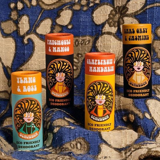 Scrubber Deodorant - extra sensitive