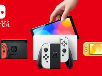 新型Switch