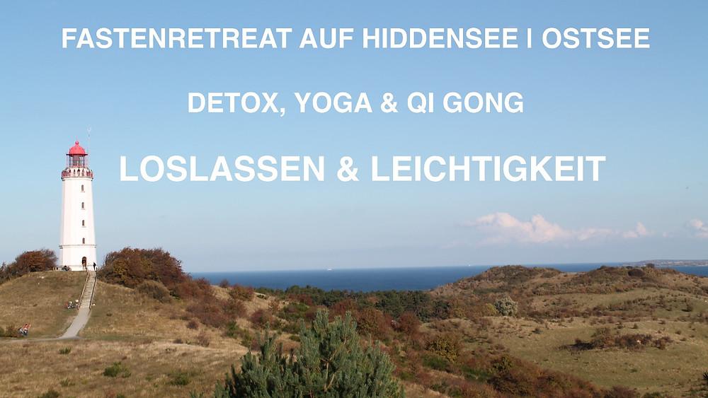 Fasten und Yoga auf Hiddensee   Ostsee