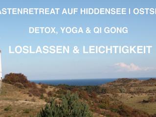 Fasten, Yoga und Meditation am Meer | Hiddensee | Ostsee
