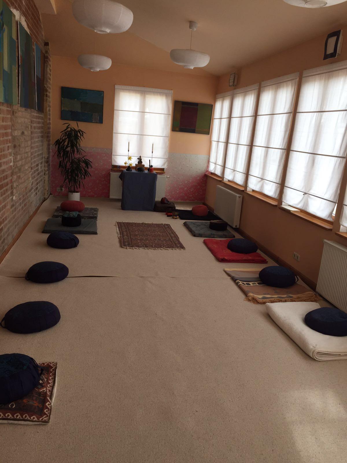 Fasten Yoga Rügen