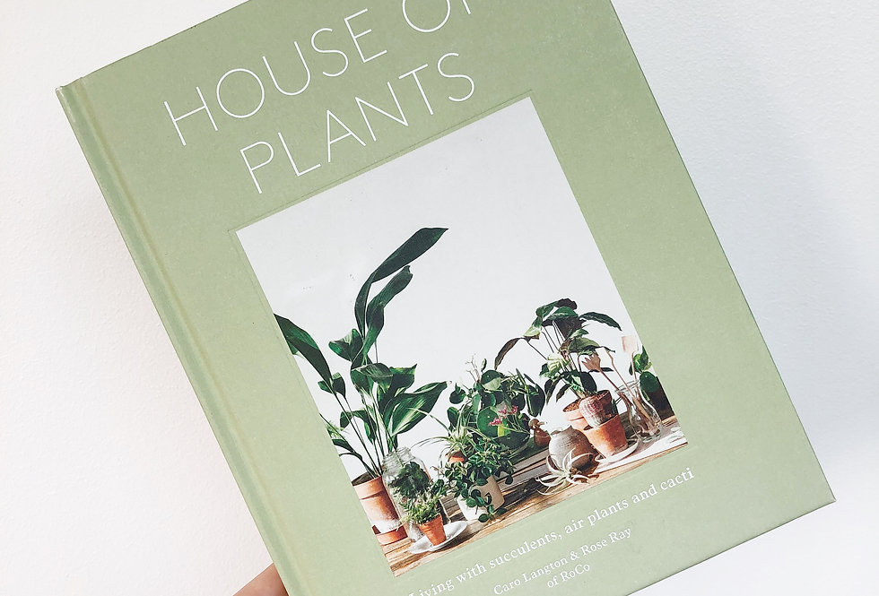 """House of Plants"" book"