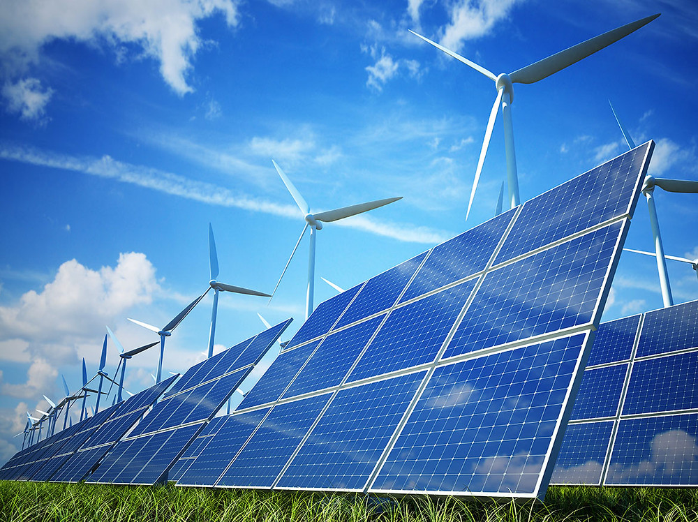 The 10 States With The Most Renewable Energy Utilization