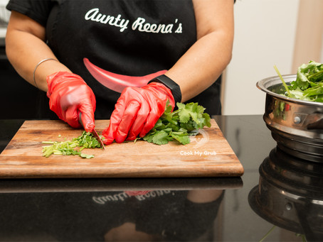 Meet the Chef: Aunty Reena