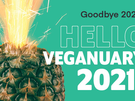 Try Vegan With Us  Veganuary 2021