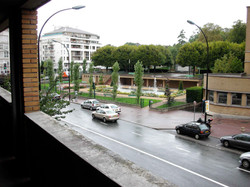 HdP-Vue Mairie et square
