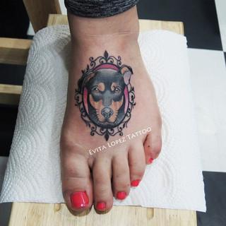 Evita Lopez Tattoo Hong Kong_Neo Traditi