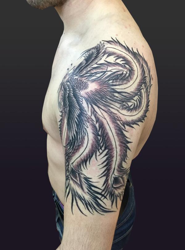 Jonny The Dragons Lair Tattoo Hk