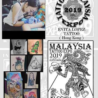 Evita Lopez Tattoo_Malaysia Tattoo Expo
