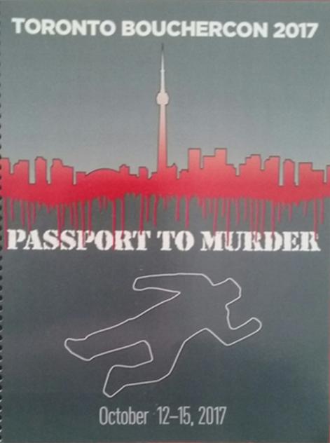 """""""Passport to Murder"""" - Toronto 2017"""