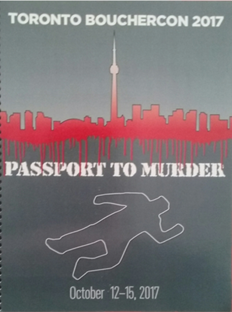 """Passport to Murder"" - Toronto 2017"