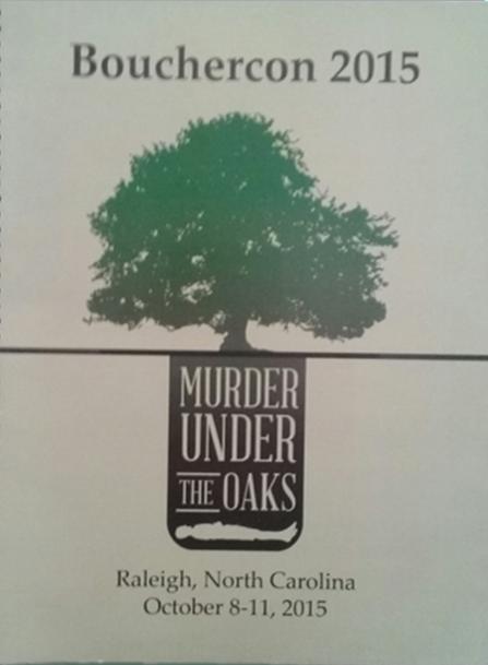 """""""Murder Under the Oaks"""" - Raleigh 2015"""
