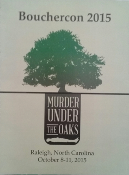 """Murder Under the Oaks"" - Raleigh 2015"