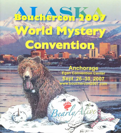 """""""Bearly Alive"""" - Anchorage 2007"""