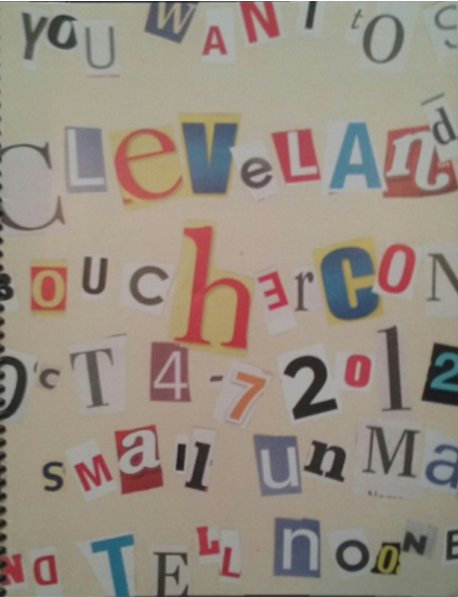 """""""You Want to Tell No One"""" - Cleveland 2012"""