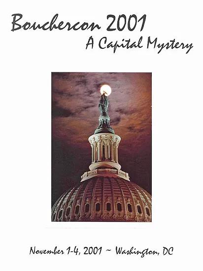 """""""A Capital Mystery"""" - Washington D.C. 2001"""