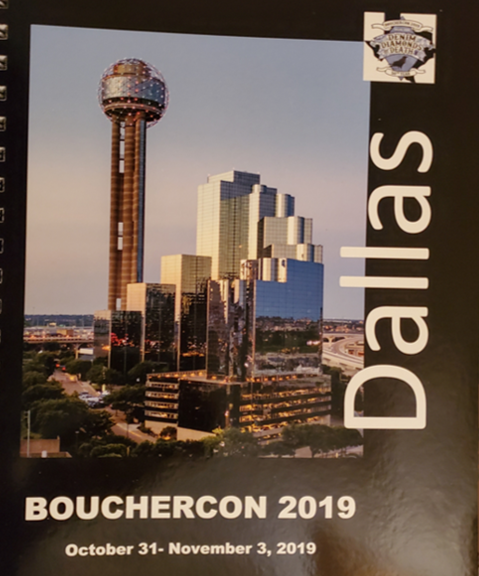 """""""Denim, Diamonds and Death - Dallas 2019"""