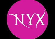 Nyx Logo_NEW_Circle-Magenta-White-No Tag