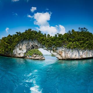Palau Arch