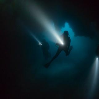 Chandelier Caves