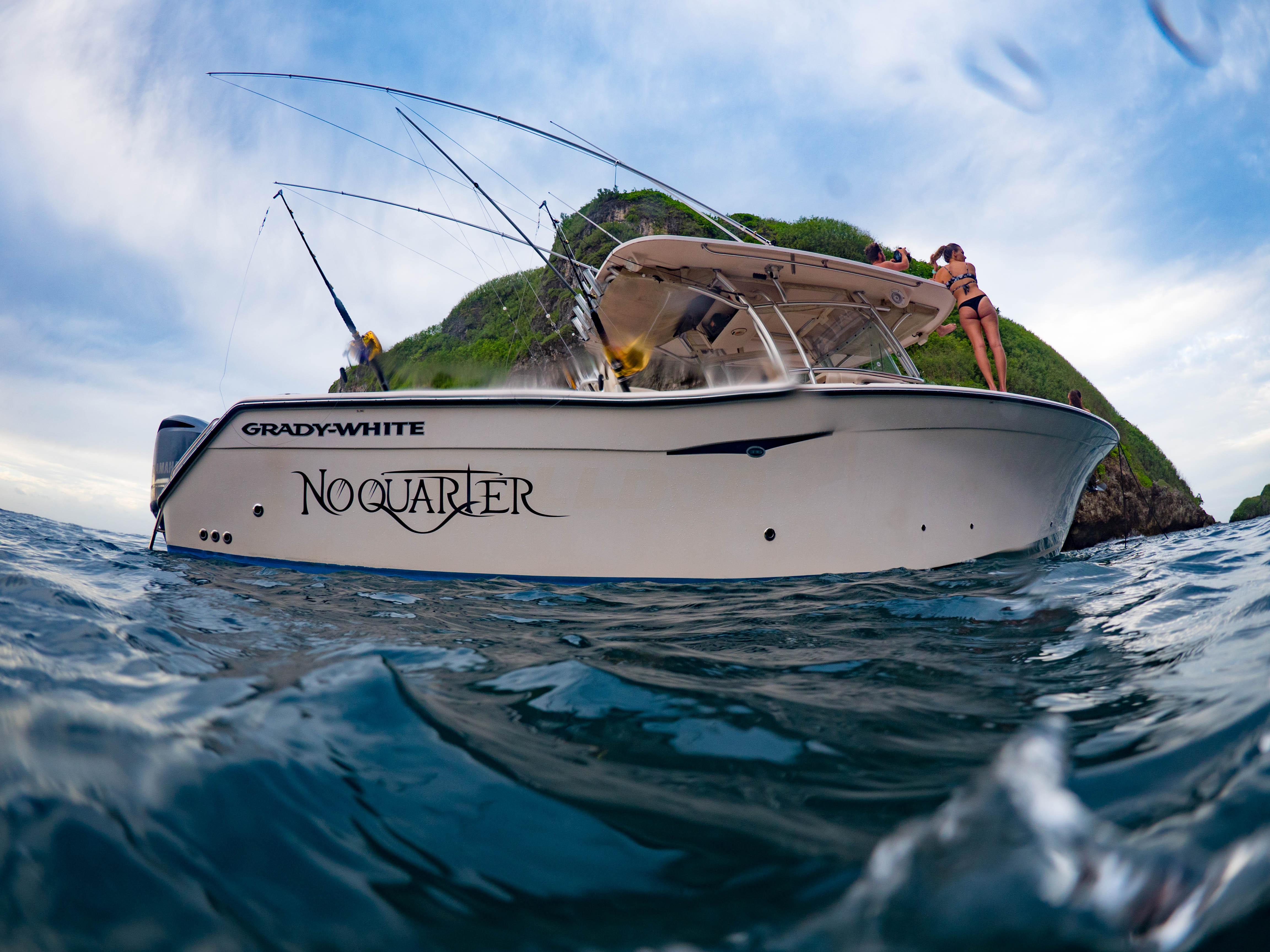 4 Hour Fishing Charter (NQ)
