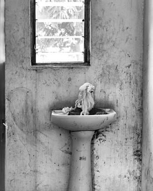 Clinic Bathroom Sink