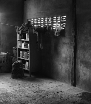 Storage Room, Sisters of Charity Orphanage