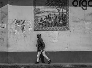 Man on Street