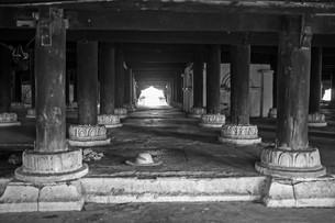 Life Under the Teak Monastery