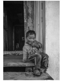 Child on Doorstep