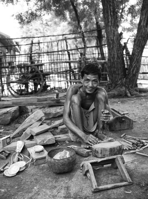 Working Craftsman