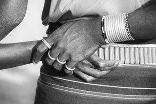 Ceremonial Hands