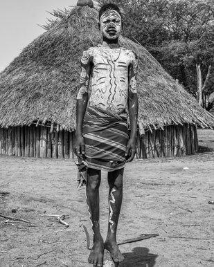 Boy of Kara Tribe